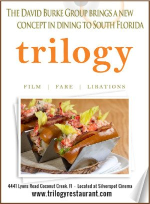 Trilogy Restaurant at Silverspot Cinema