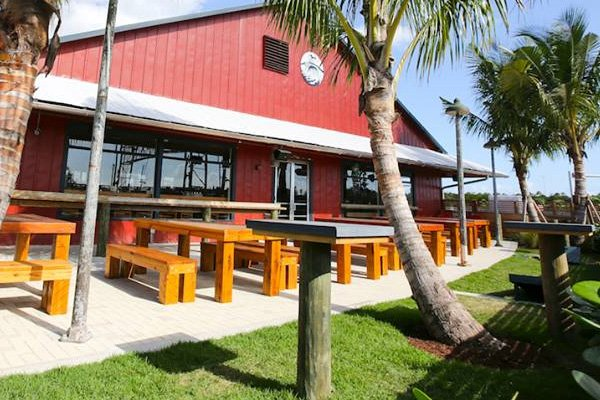 Feast of the Sea - Celebrity Chefs Challenge 3 - Saltwater Brewery in Delray