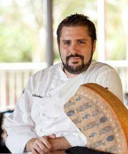 Chef Blake Malatesta