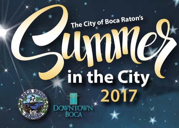 The City of Boca Raton's Summer in the City FREE tribute concerts