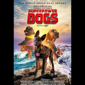 Superpower Dogs 3D