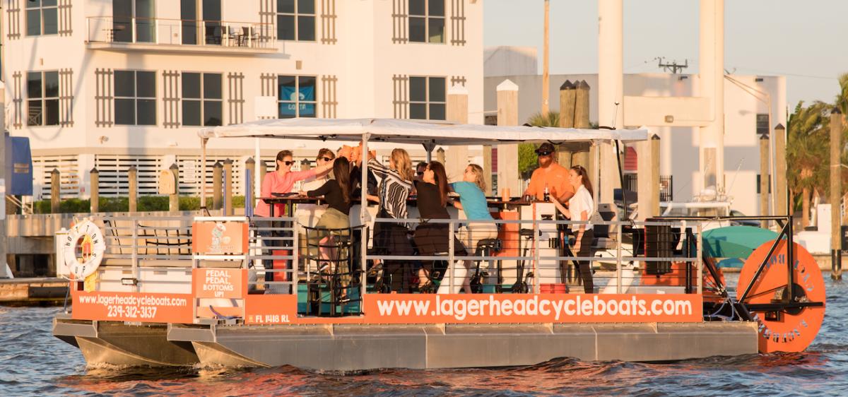 Lagerhead Cycleboats