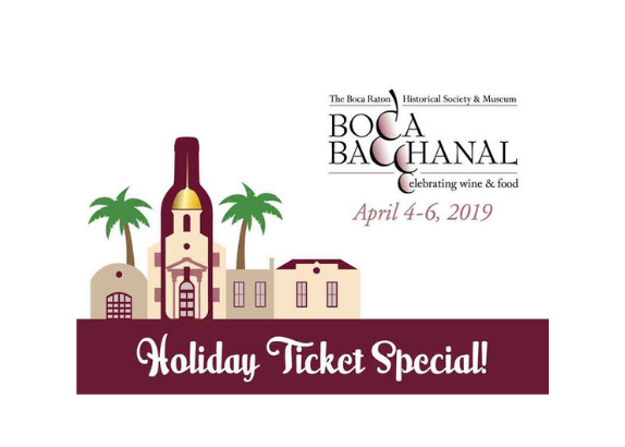 Boca Bacchanal 2019 - Bundled Tickets at Reduced Prices