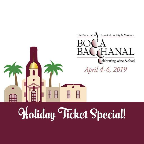 17th annual Boca Bacchanal at Boca Raton Resort and Club