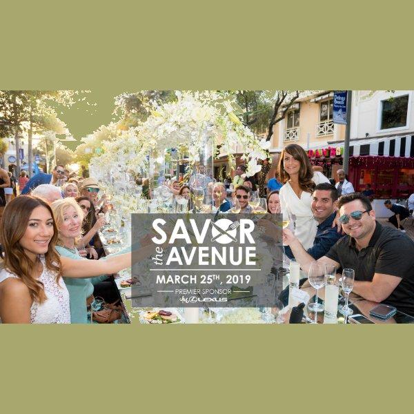 Savor The Avenue 2019, Delray Beach