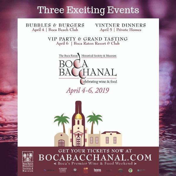 Boca Bacchanal 2019