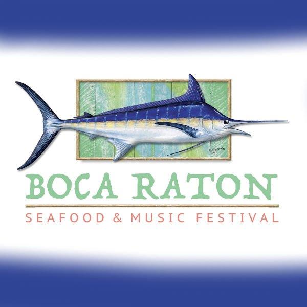 Boca Seafood Festival - Mizner Park Amphitheater