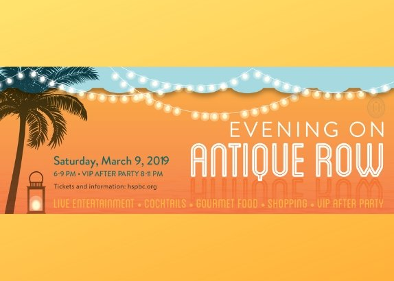 Evening on Antique Row - The Young Friends of the Historical Society of Palm Beach County