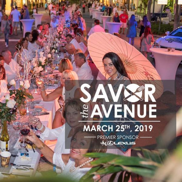 Savor The Avenue 2019 - Delray Beach