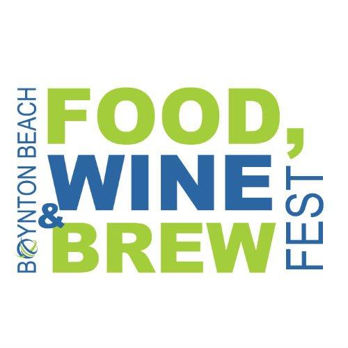 Boynton Beach Food, Wine & Brew Fest!