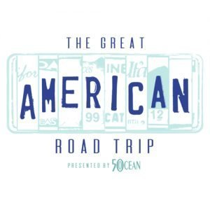 Great American Road Trip Dinner at 50 Ocean