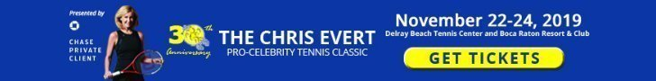 The Chris Evert Pro-Celebrity Tennis Classic presented by Chase Private Client