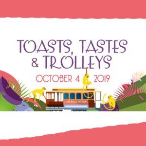 Toasts, Tastes & Trolleys