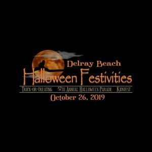 Delray Beach Halloween Festivities