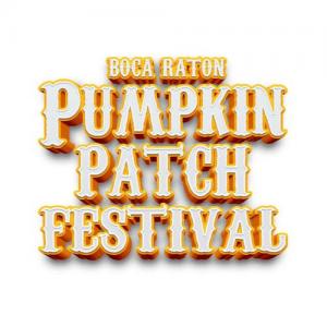Boca Pumpkin Patch Festival at Mizner Park Amphitheater
