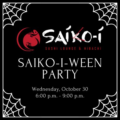 Saiko-i-ween Halloween Party Boca Raton