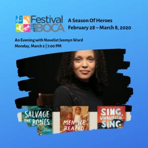 Festival of the Arts BOCA – An Evening with Novelist Jesmyn Ward