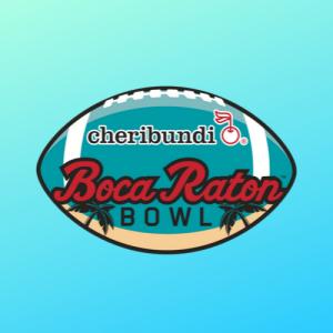 Cheribundi Boca Raton Bowl Pep Rally at Mizner Park Amphitheater