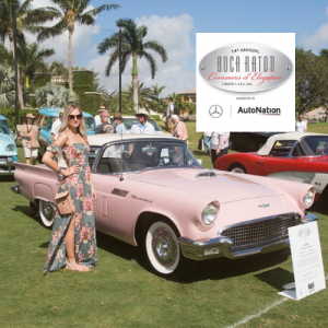 Boca Concours d'Elegance - Sunday Lawn Event