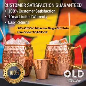 20% Off Old Moscow Mugs Gift Sets
