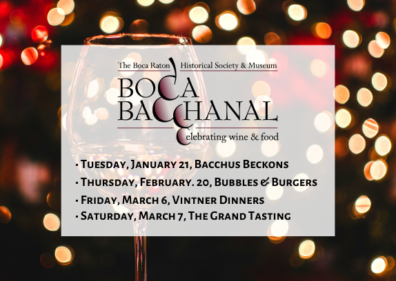 2020 Boca Bacchanal Tickets On Sale 4 Fabulous Events!