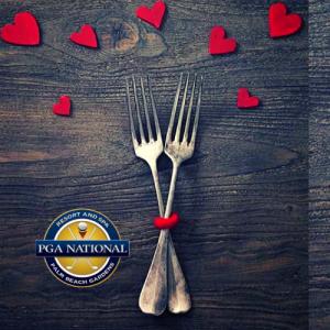 Valentine's Dinner at Ironwood Steak & Seafood, PGA National