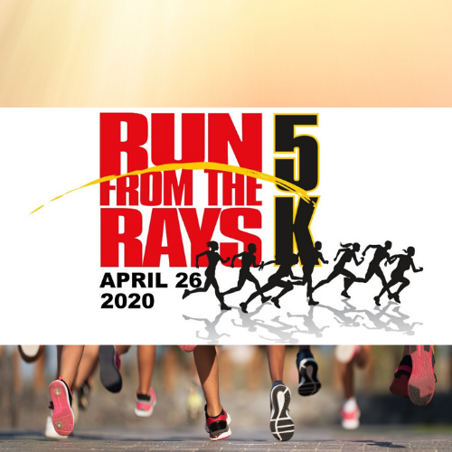 8th Annual Run From The Rays 5K and 1 Mile Run/Walk