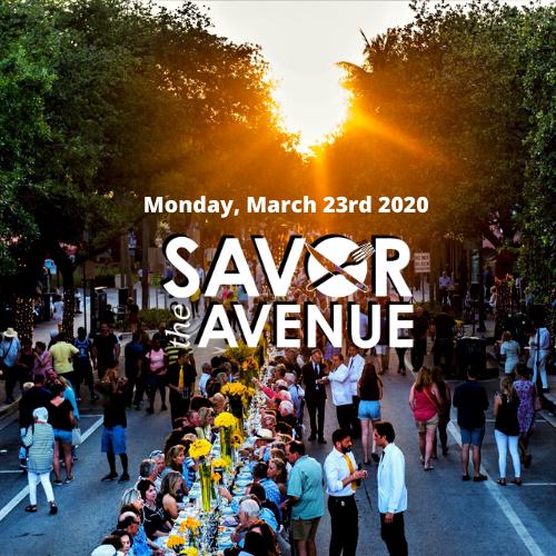 12th Annual Savor The Avenue In Downtown Delray Beach