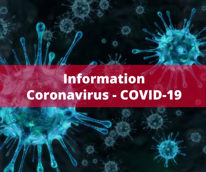 Information Coronavirus Disease 2019 - COVID-19