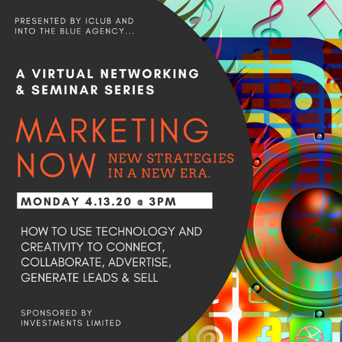 Marketing Now - A Virtual Networking & Learning Event