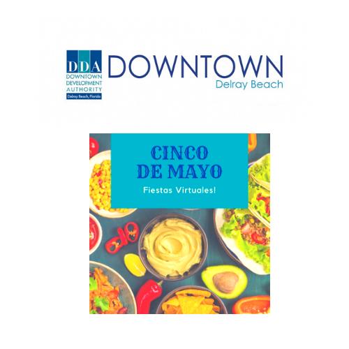 Cinco de Mayo To-Go in Downtown Delray Beach