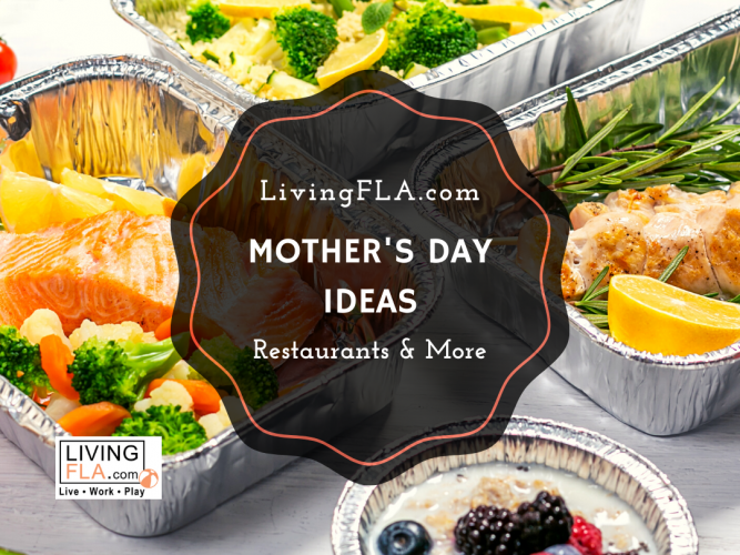 Mother's Day Restaurant Ideas and More