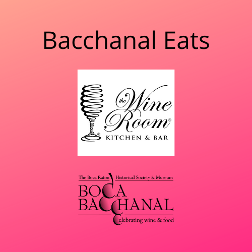 The Wine Room Kitchen and Bar - Specials