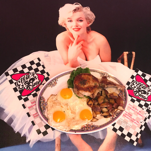 Ellie's 50's Diner Fathers Day Special