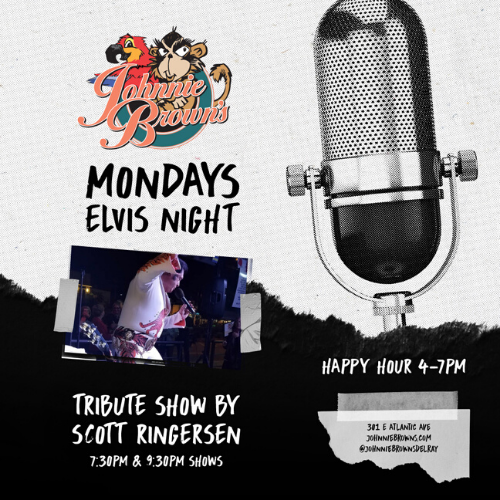 The Elvis Experience at Johnnie Brown's