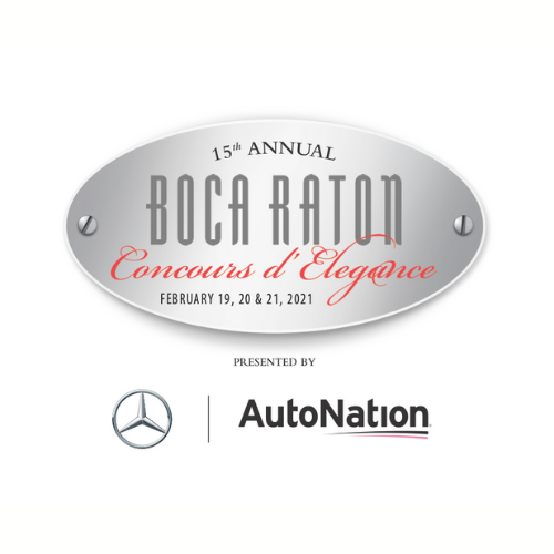 The 15th annual Boca Raton Concours d' Elegance - 2021