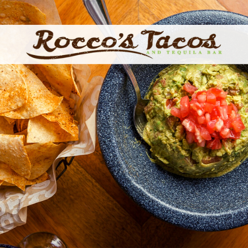 Rocco's Tacos Specials - All Locations