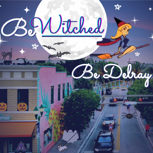 "Halloween Delray Beach ""Be Witched, Be Delray"""