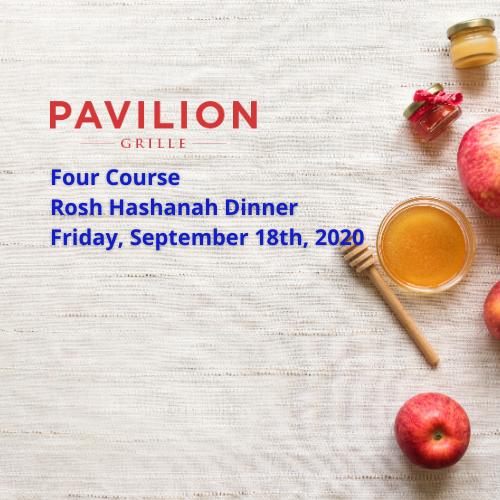 Rosh Hashanah Dinner at Pavilion Grille Boca Raton