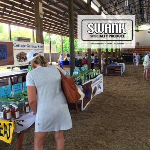 Swank Farm Farmers Market