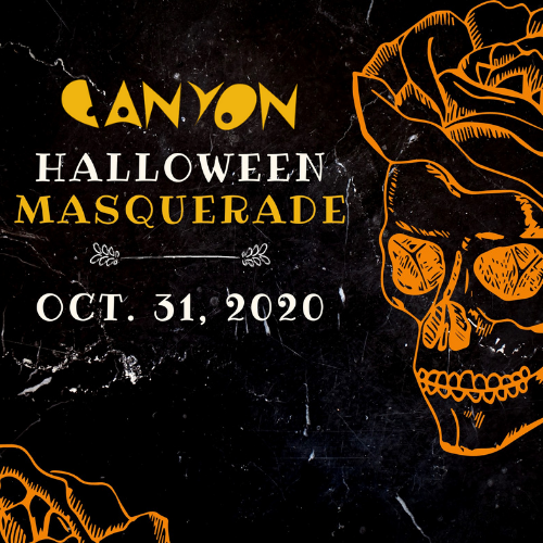 Halloween Masquerade at Canyon Fort Lauderdale