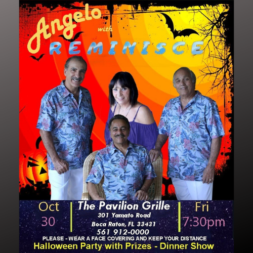 Pre-Halloween Party at the Pavilion Grille