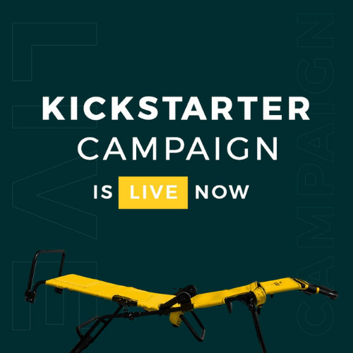 Kickstarter Launch - SitFit Chair
