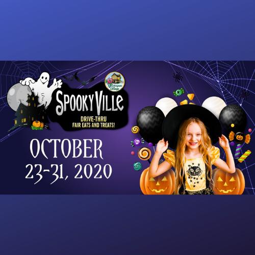 Spookyville Drive Thru Fair Eats & Treats