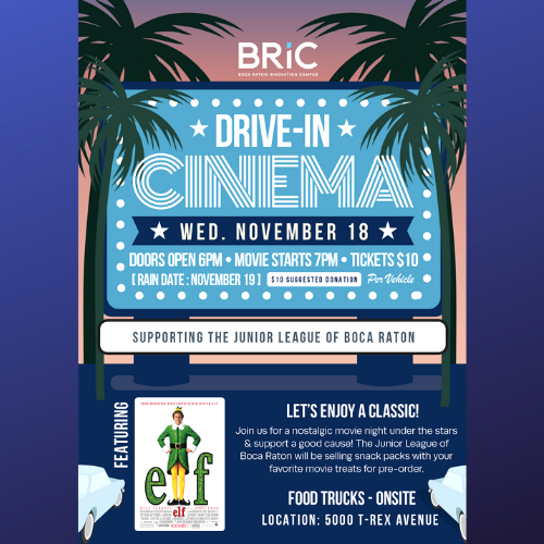 BRiC Drive-In Movie Featuring Elf