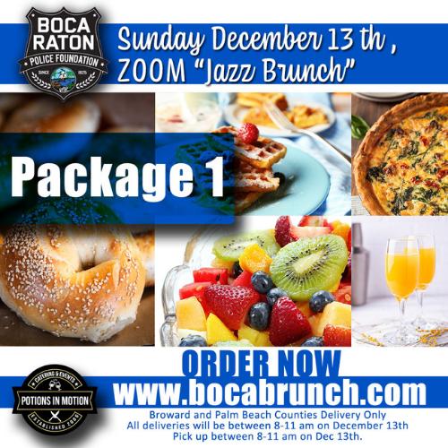 Boca Raton Police Foundation Jazz Brunch