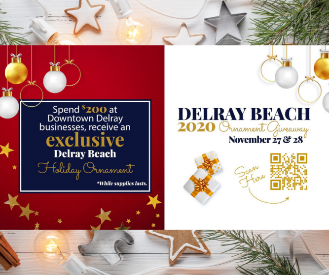 Shop Small Business Friday & Saturday - Downtown Delray Beach