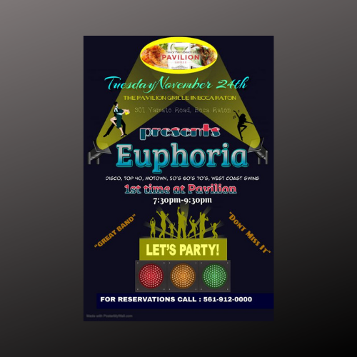 Pavilion Grille - Live Music from Euphoria Band