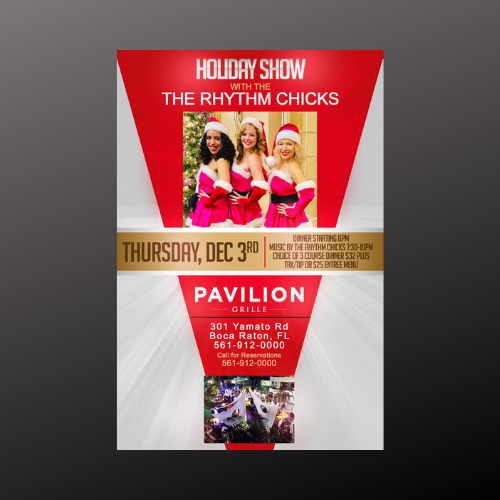 Pavilion Grille Dinner and Show with Donna Shelley and the Rhythm Chicks