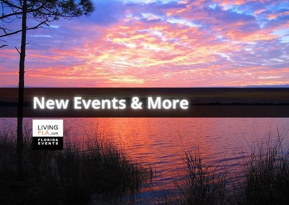 New Events, Restaurant Specials and More!